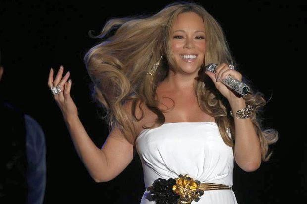 Tiket Konsert Mariah Carey RM150 Habis Dijual