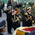 Defence Minister Manohar Parrikar Pays Homage To Martyrs On Vijay Diwas