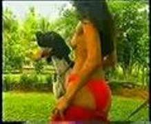 Bokep Animal Brazilian Girl Fucking Dog