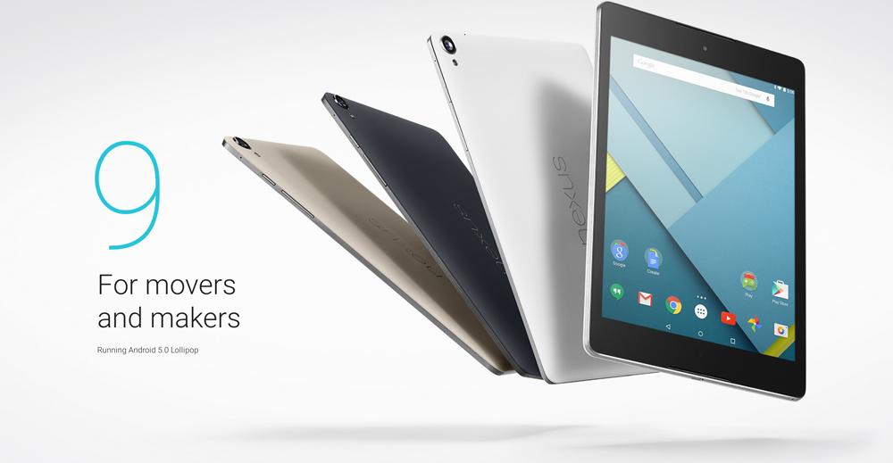 HTC, Nexus, 9, Tablet, Comprar