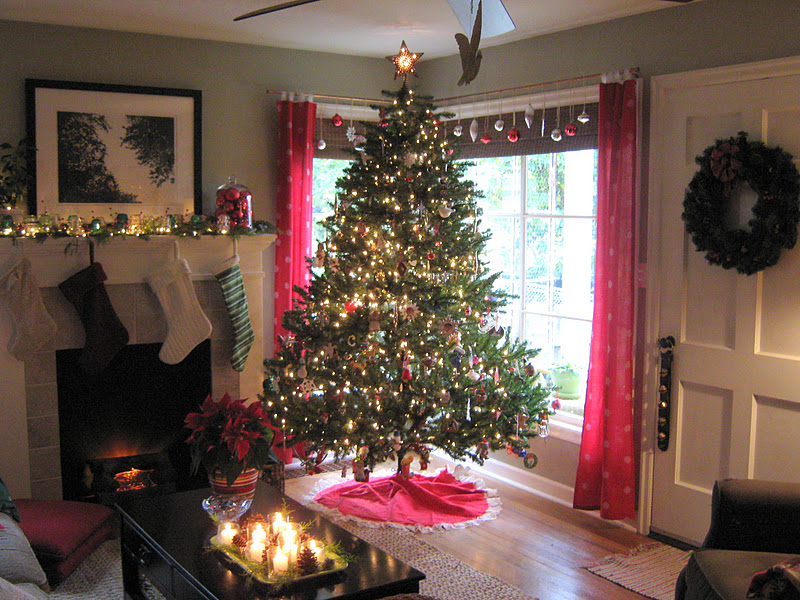 Christmas In The Living Room - Rindy Mae: Christmas In The Living Room
