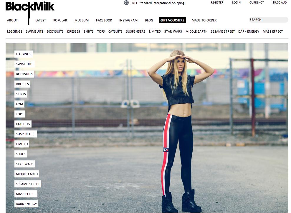 black milk clothing social media marketing Vistaprint empowers small businesses across the uk to market themselves effectively  social media marketing email marketing  clothing & bags.