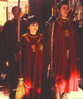 hogwarts alumni gryffindor quidditch team