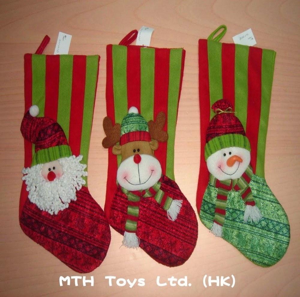 bonitas medias navideñas