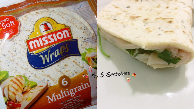 Mission Wraps Multigrain