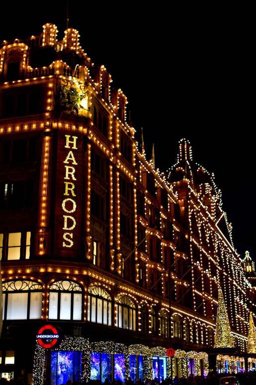 Sprinkles and Style || Take Me Away: London, Harrods