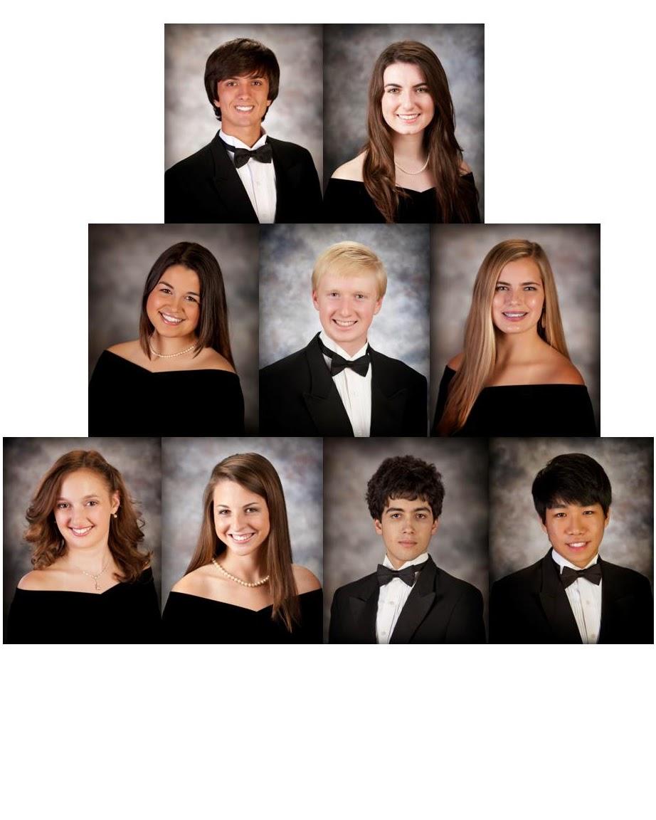 Nine Montgomery Catholic '14 Graduates Named Advanced Placement Scholars 1