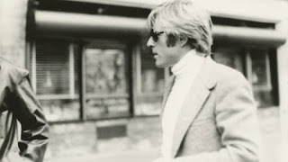 Never-seen-before shot of Robert Redford