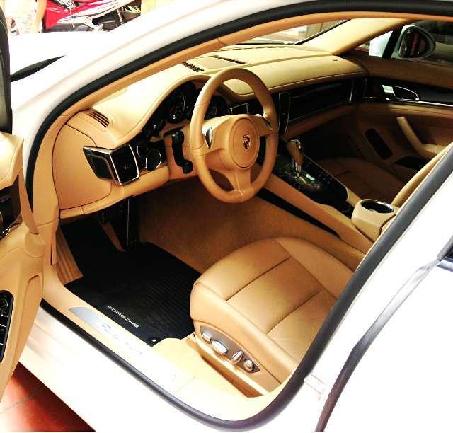Xe cưới Porsche Panamera