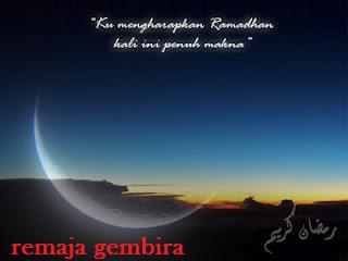 Kumpulan Kata-Kata Mutiara Ramadhan 2012