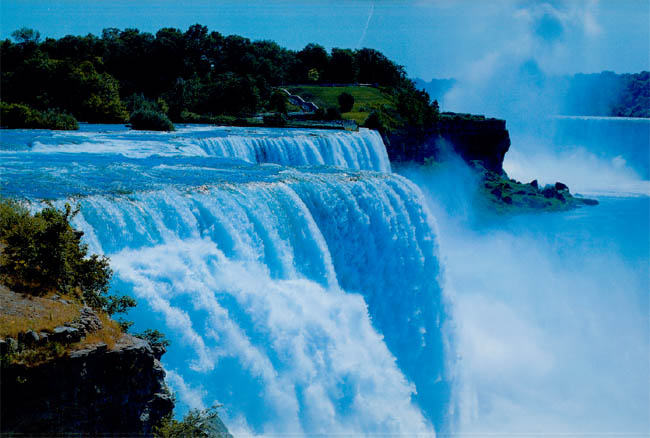 Goat Island Tour Niagara Falls