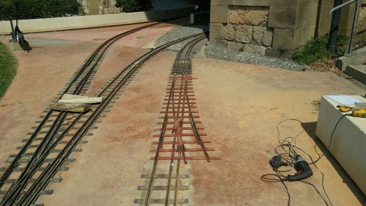 Ampliació del Magatzem del Tren de Vallparadís