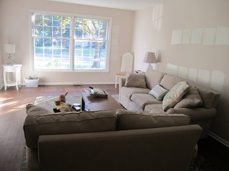 Sherwin Williams Wool Skein The *perfect* white wall color