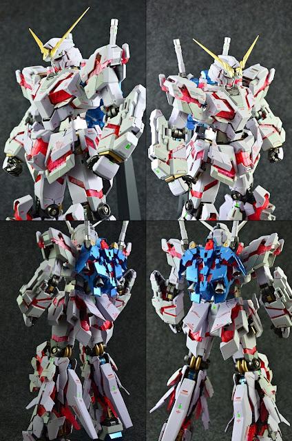 PG Full Armor Unicorn gundam model kits