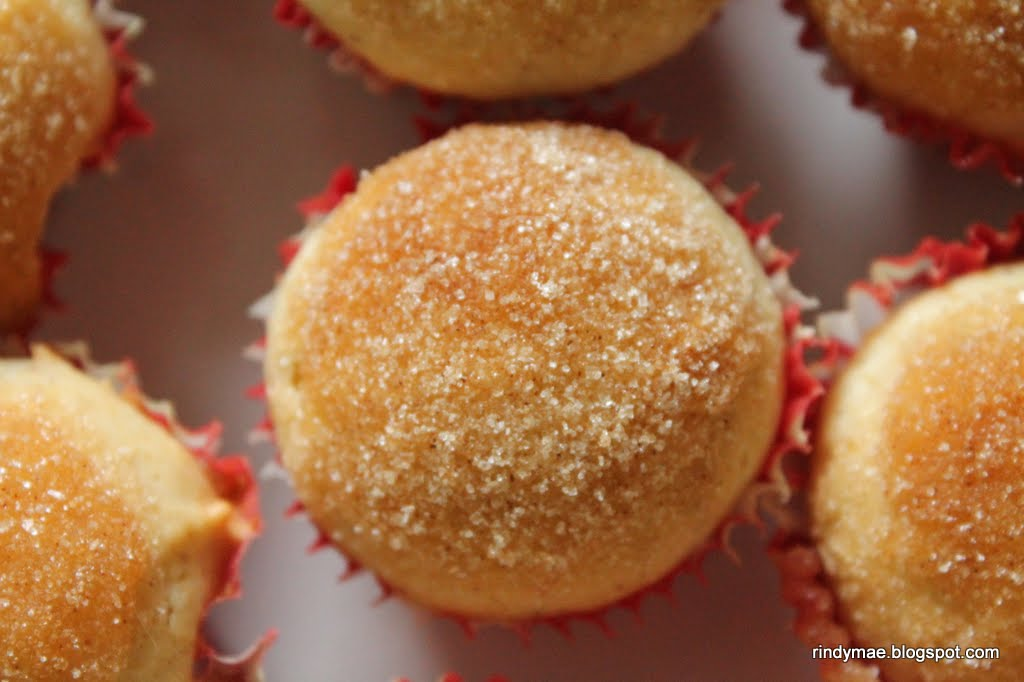 Rindy Mae: French Breakfast Muffins