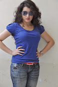 Archana photos in blue top-thumbnail-10