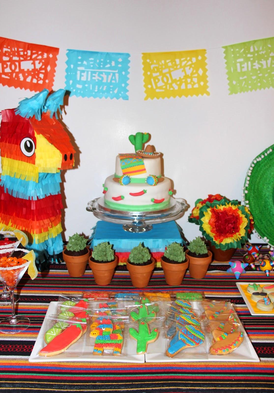 Mardefiesta fiesta mexicana - Decoracion mesas fiestas ...