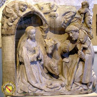Toul - Musée d'Art et d'Histoire : Nativité