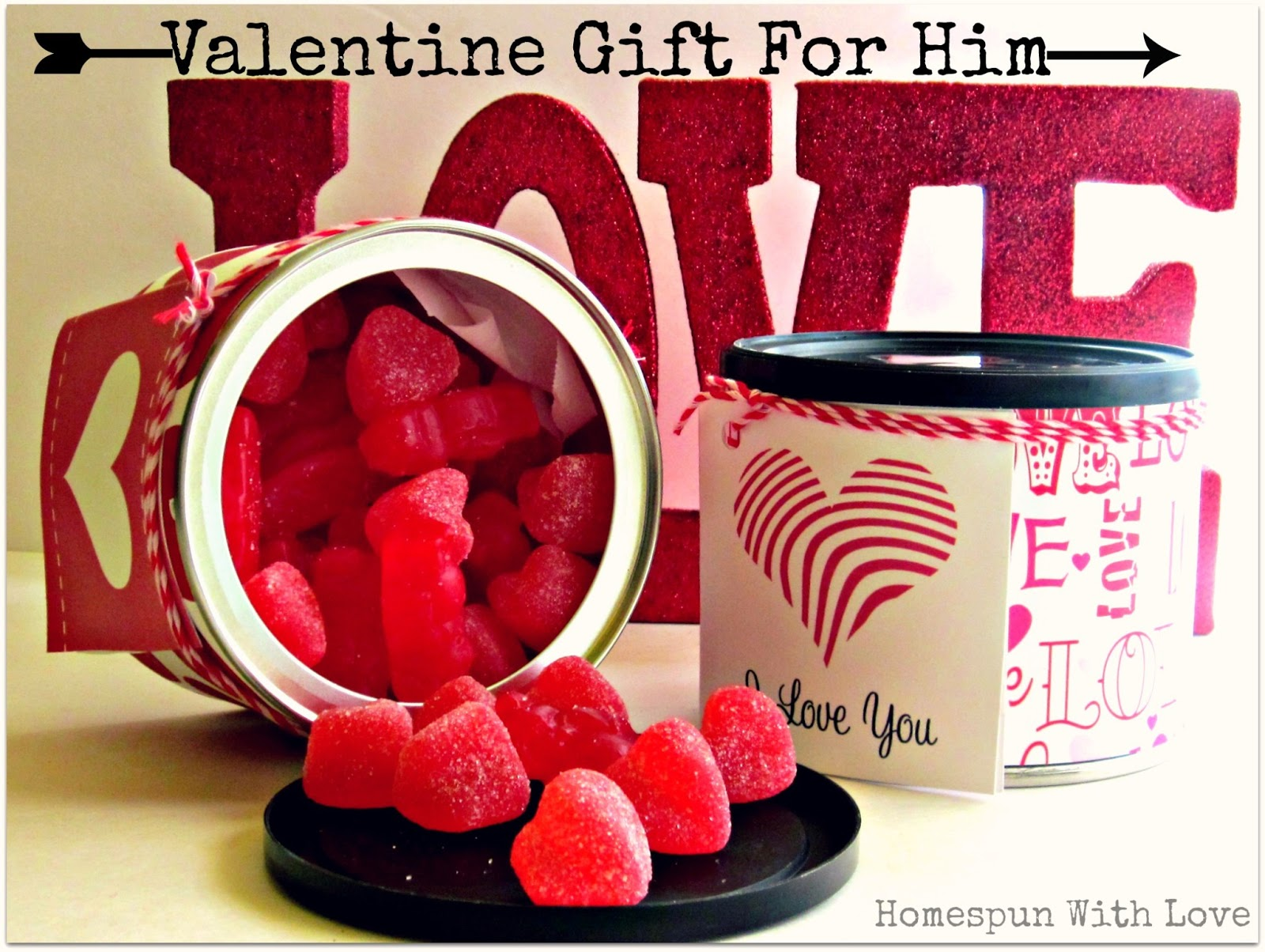 Valentine Gift For Him