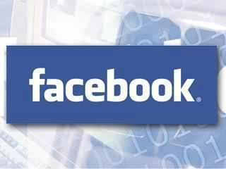 Who are online on facebook