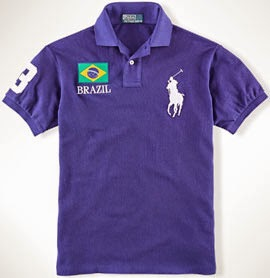 polo Ralph Lauren Brasil Mundial