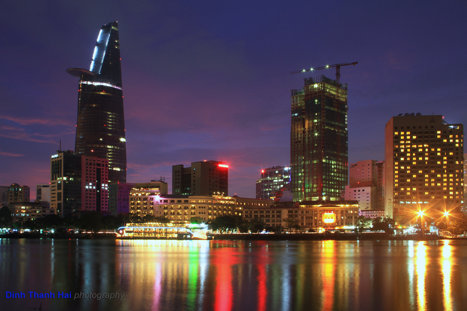 ho chi minh city Once dearly called diamond of the far-east with the luxury level overriding that of  hongkong or bangkok, ho chi minh city is now the most populated city in.