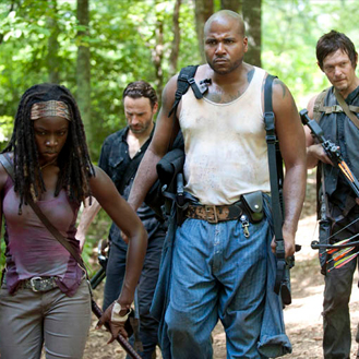 The Walking Dead 3x07: When the dead come knocking