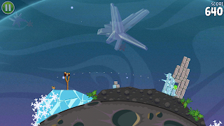 Angry Birds Space, Android Games