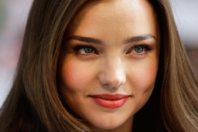 Miranda Kerr Cute Smiling Face