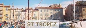 city guide St Tropez