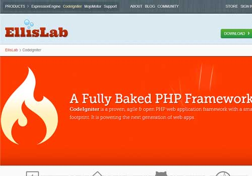 CodeIgniter ~ 43 Useful and Time Saving Web Development Kits and Frameworks