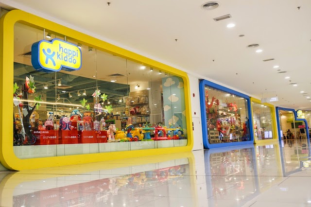 Happikiddo Biggest Flagship Store Grand Launch @ Quill City Mall