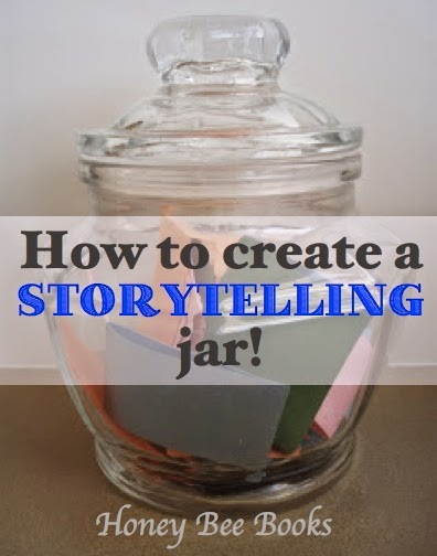 how to create a storytelling jar
