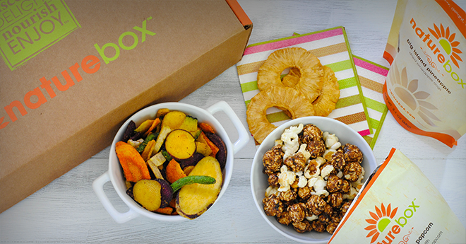 ... | Make Snacking Quick, Easy and Healthy with NatureBox {Review