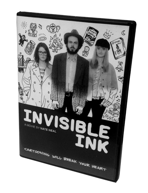Invisible Ink (2016)
