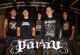 parau death metal band denpasar bali
