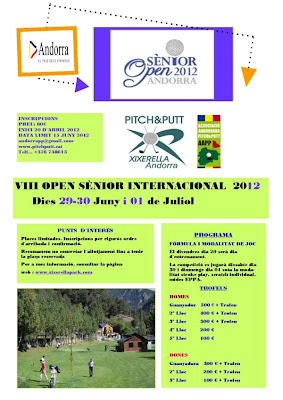 Open Senior FIPPA Andorra 2012