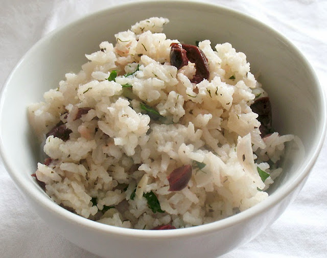 Greek Lemon Rice