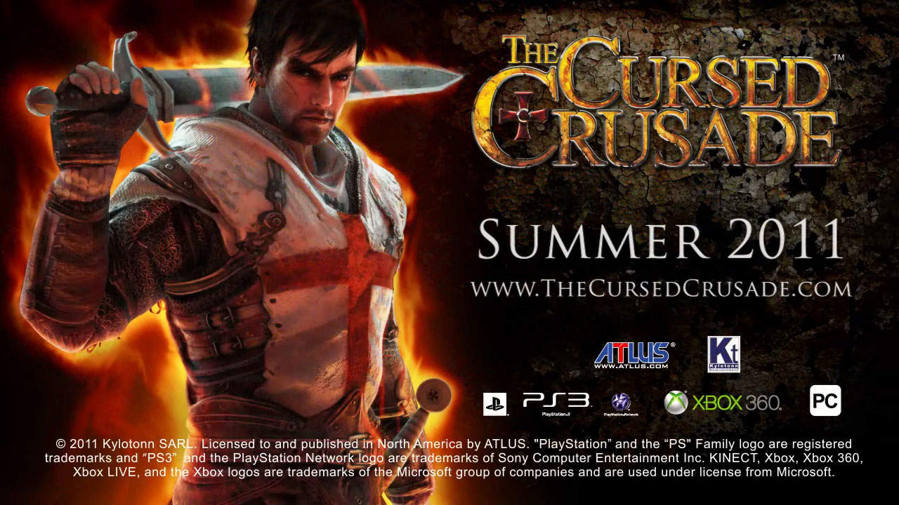 The Cursed Crusade PC Game Download | Free Full Version