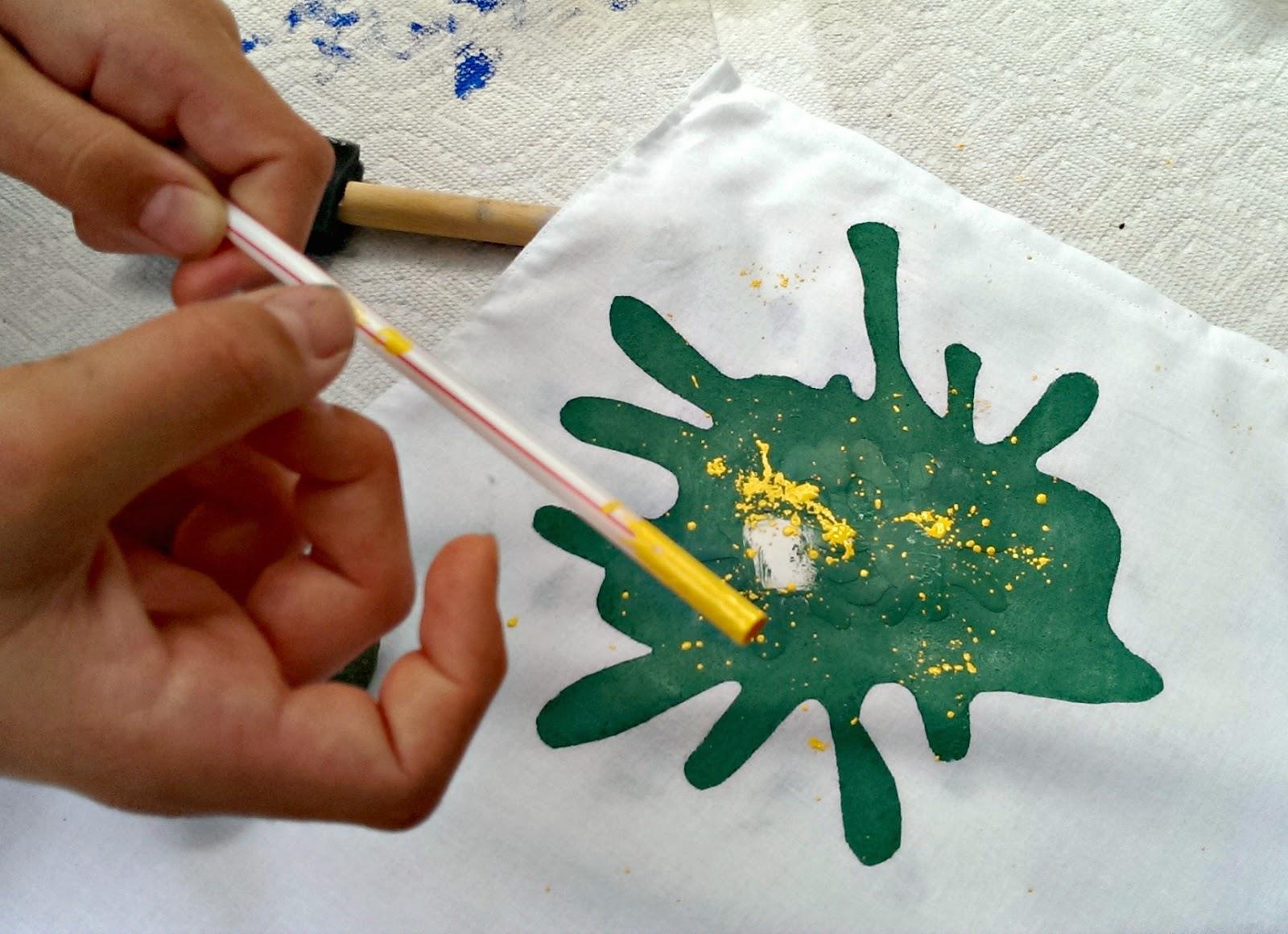 Mickey paintball bandana how-to