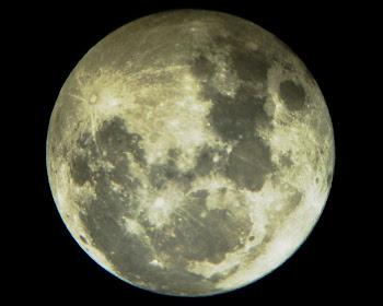 A lua como guia