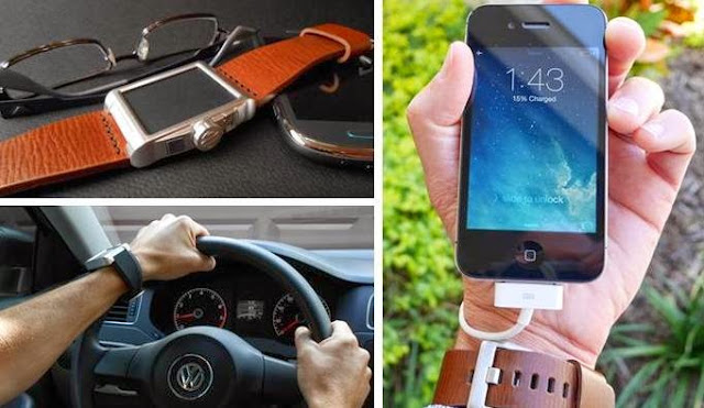 Cool and Innovative Wearable Rechargers (15) 1