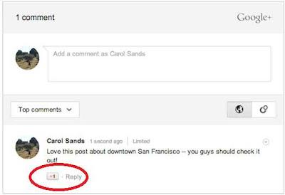 Menambahkan Google+ Comments