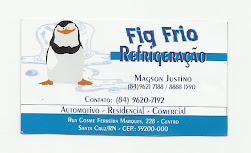 FIQ FRIO - TUDO EM REFRIGERAÇÃO