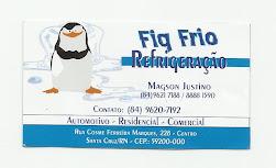-    FIQ FRIO  -  TUDO EM REFRIGERAÇÃO