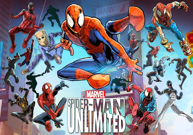 Download Game Spider Man Unlimited