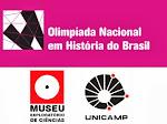 Participação em edições da Olimpíada Nacional de História do Brasil