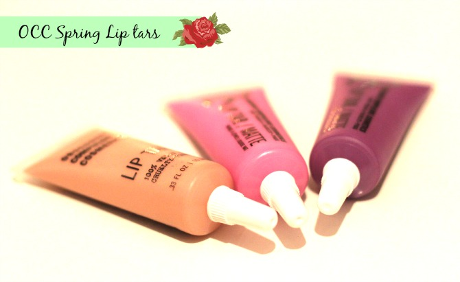 new occ lip tars