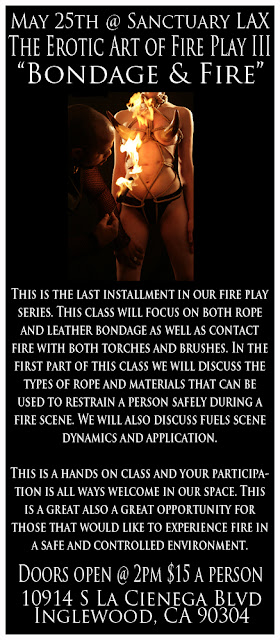Orpheus Black, Fire Play, Cupping, Horns, Fetish, BDSM, Shibari, Kink