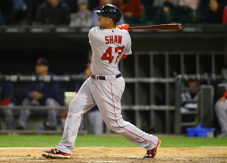 Travis Shaw Makes YAHOO! All-Rookie Team For 2015